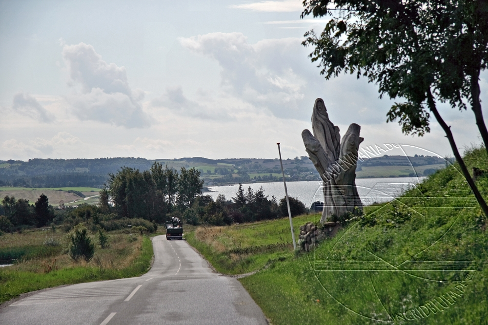 Fahrt nach Ebeltoft