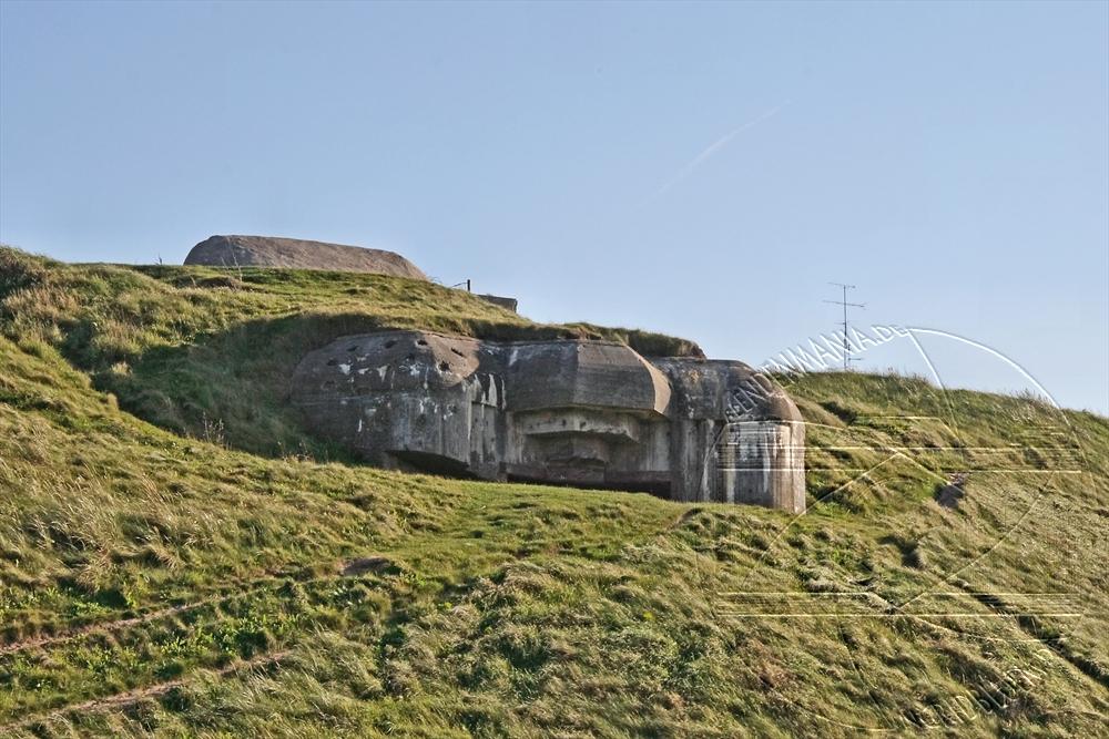 die Bunker am Strand